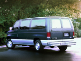 Ford Econoline Club Wagon 1995–97 pictures