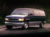 Ford Econoline Club Wagon 1995–97 wallpapers