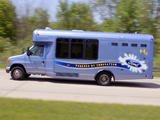 Ford E-450 H2 ICE Shuttle Bus 1997 wallpapers