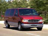 Ford Econoline E-150 1999–2002 images