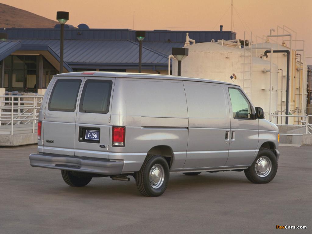 Ford Econoline E 150 1999 2002 Pictures 1024x768