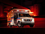 Ford E-450 Ambulance 2003–07 wallpapers