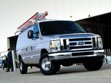 Ford E-350 Cargo Van 2007 photos