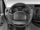 Ford E-150 Cargo Van 2007 wallpapers