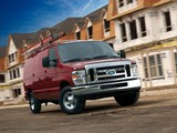 Ford E-350 Cargo Van 50th Anniversary 2011 photos