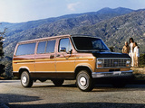 Images of Ford Econoline Club Wagon 1983