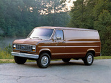 Images of Ford Econoline 1986