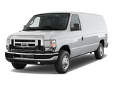 Images of Ford E-150 Cargo Van 2007