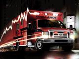 Images of Ford E-450 Super Duty Ambulance 2009