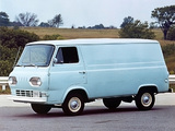 Photos of Ford Econoline 1961