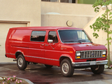 Photos of Ford Econoline 1989