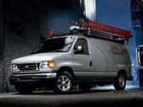 Photos of Ford E-150 2003–07