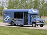 Pictures of Ford E-450 H2 ICE Shuttle Bus 1997