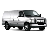 Pictures of Ford E-250 Cargo Van 2007