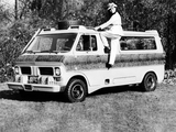 Ford Econoline Kilimanjaro Show Car 1970 wallpapers