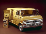Ford Econoline 1971 wallpapers