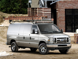 Ford E-250 Cargo Van 2007 wallpapers