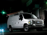 Ford E-350 Cargo Van 2007 wallpapers
