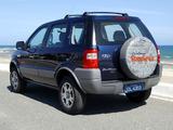 Ford EcoSport Freestyle 2005–07 photos