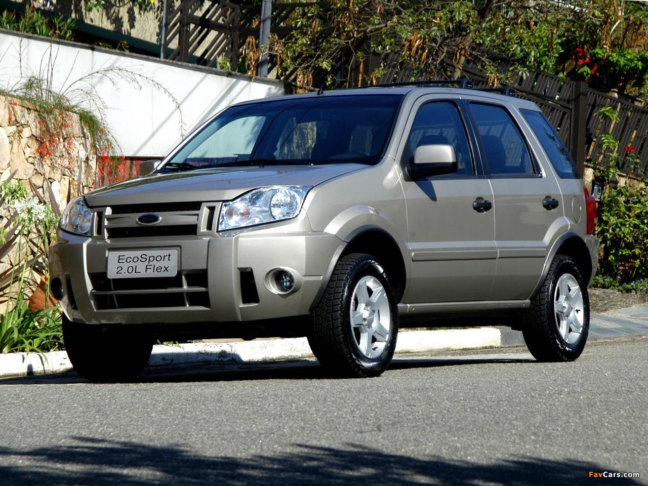 ford ecosport 2007 photos 1280x960