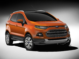 Ford EcoSport Concept 2012 images
