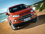 Ford EcoSport 2012 images