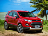 Ford EcoSport Freestyle 2012 images