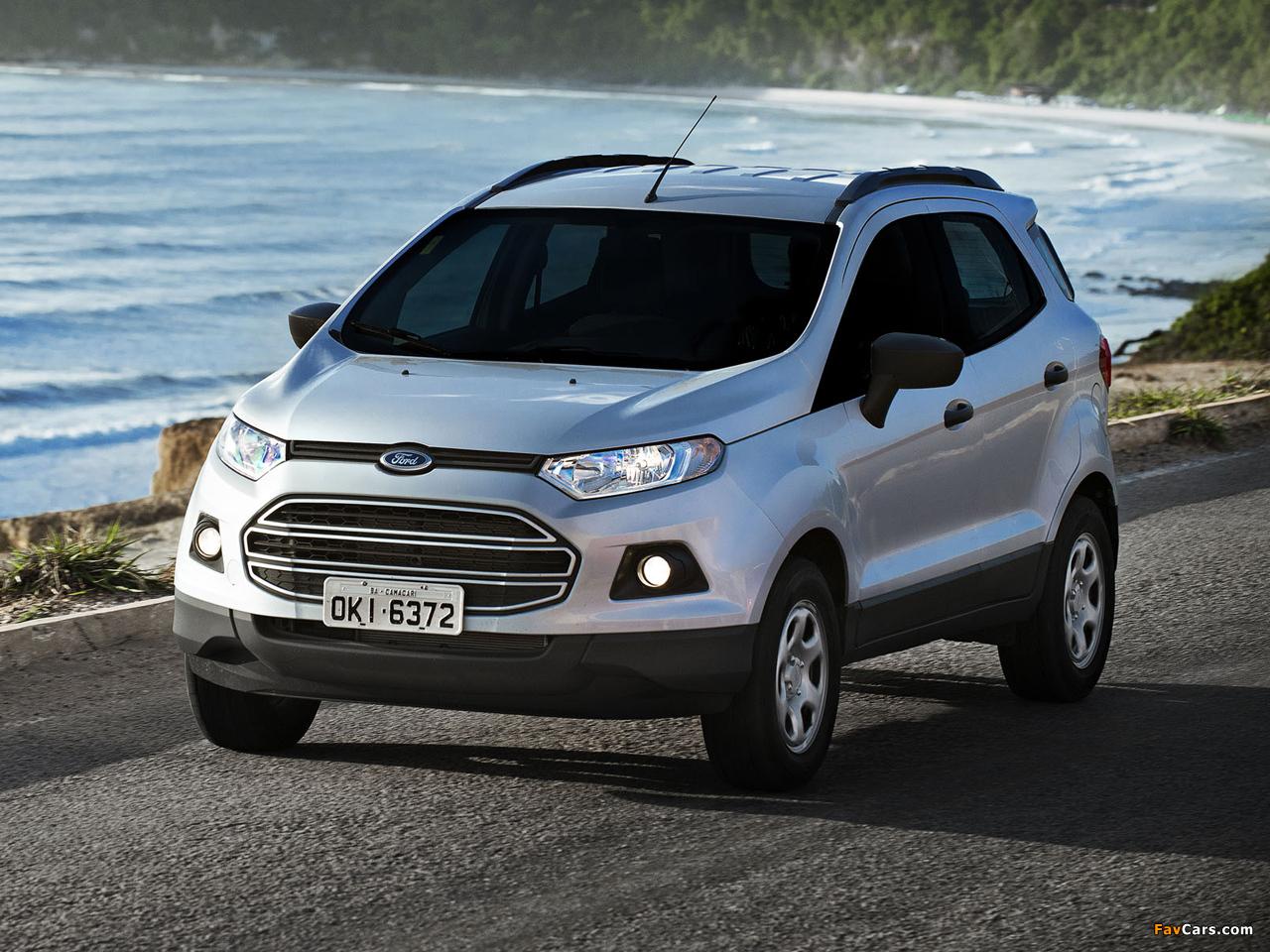 Ford EcoSport 2012 photos (1280 x 960)