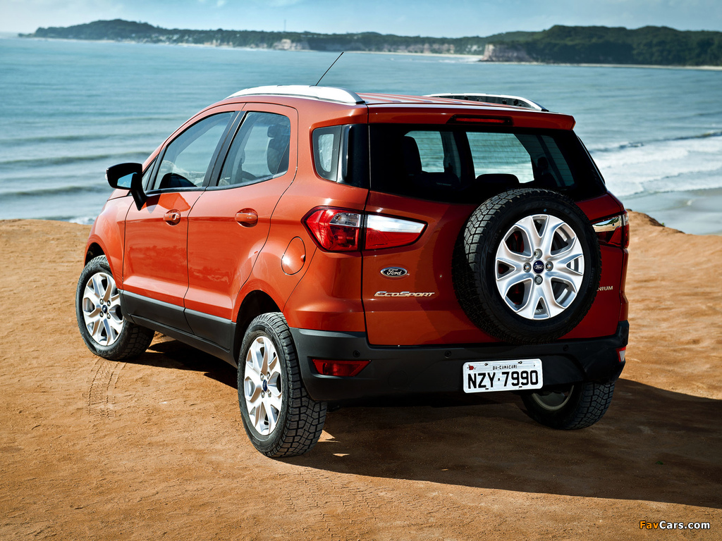 Ford EcoSport 2012 pictures (1024 x 768)