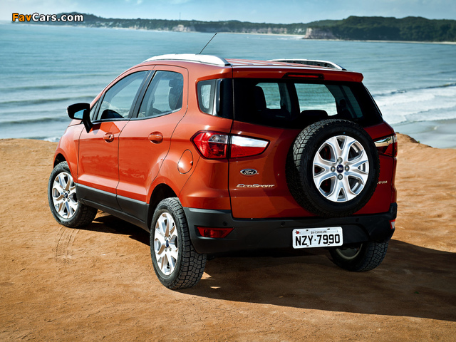 Ford EcoSport 2012 pictures (640 x 480)