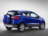Ford EcoSport EU-spec 2013 pictures