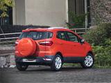 Ford EcoSport CN-spec 2013 pictures