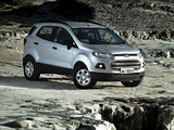 Photos of Ford EcoSport 2012