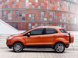 Photos of Ford EcoSport EU-spec 2013
