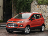 Photos of Ford EcoSport CN-spec 2013