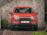 Pictures of Ford EcoSport CN-spec 2013