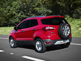 Ford EcoSport Freestyle 2012 wallpapers