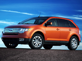 Ford Edge 2007–10 images
