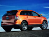 Ford Edge 2007–10 photos