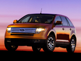 Ford Edge 2007–10 pictures