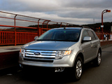 Ford Edge 2007–10 wallpapers