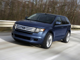 Ford Edge Sport 2009–10 pictures