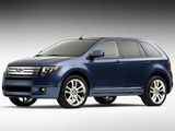 Ford Edge Sport 2009–10 wallpapers