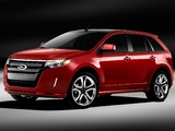 Ford Edge Sport 2010 wallpapers