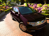 Images of Ford Edge 2007–10