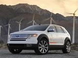 Photos of Ford Edge HySeries Drive 2007–10