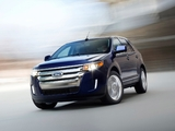 Pictures of Ford Edge 2010