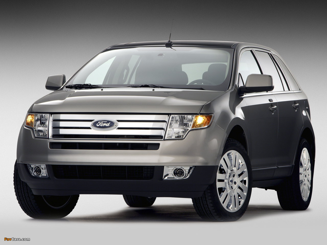 Ford Edge Limited >> Ford Edge Limited 2008–10 wallpapers (1280x960)