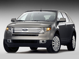 Ford Edge Limited 2008–10 wallpapers