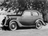 Ford Eifel 2-door Limousine 1935–36 wallpapers